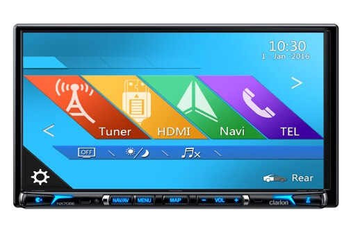 CLARION NX706 REVIEW